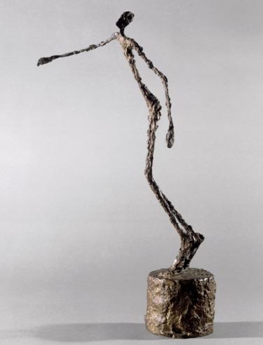 Falling Man - Alberto Giacometti