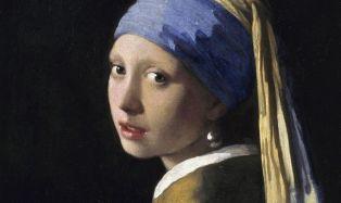 Johannes Vermeer, 'Meisje met de parel'