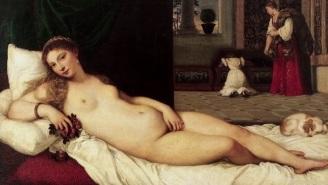 Titiaan, 'Venus van Urbino'